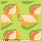 tulip pattern sample 06