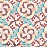 tulip tile sample pattern 04